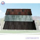 Mattonelle di tetto rivestite dell'assicella della pietra economizzatrice d'energia dei materiali da costruzione