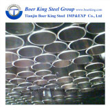 Pipe soudée par A500 d'acier du carbone des BS En10219 S355jr /API 5L/ASTM