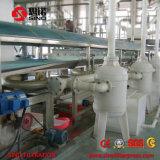 Цена изготовления машины давления фильтра пояса вакуума