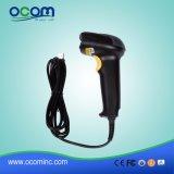 Scanner tenuto in mano del codice a barre del laser di Ocbs-L009 300scan/S