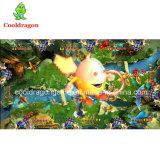 Macchina di gioco del gioco della galleria della Tabella del cacciatore dei 8 dei giocatori pesci della cattura