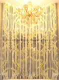 壁のタイル(HMP946)のための金パターンモザイク