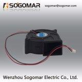 75x75x30mm personalizable de 12V DC sin escobillas Mini 24v Turbo Ventilador de aire del ventilador para Coolimg