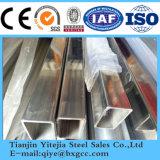 ステンレス鋼の長方形の管(304、309、309S、316L)