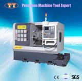 Миниое управление машины Sp2115 GSK/Siemens/Fanuc Lathe CNC точности
