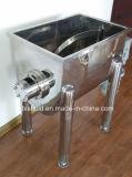 Cinta de acero en forma de U Azúcar Lustre máquina mezcladora para la venta
