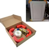 Adjustable Clip Strap Frame Clamp de la esquina para la puerta que enmarca arte Craft del arte que aprieta 3m, 6m