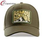 刺繍パッチのロゴの昇進の野球帽