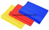 La fabbrica personalizza le fasce piane di Pilates di resistenza del lattice impostate di 3