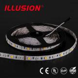 UL RoHS impermeable CE 3 años de garantía las tiras SMD LED