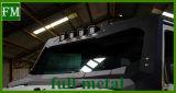 Frame van het Windscherm van het staal het Voor met de LEIDENE Steunen van de Steun voor Jeep Wrangler Jk