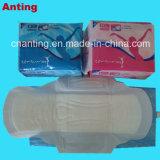 Оптовая торговля хлопка-гигиенических прокладок дешевые дамы гигиенических салфеток с крыльями