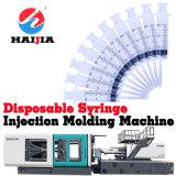 Haijia 1100 используемая тоннами большая пластичная машина впрыски отливая в форму