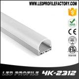 Profil en aluminium léger linéaire d'aluminium de l'extrusion DEL de 4231 DEL