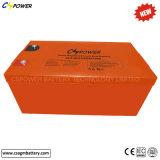 Gedichtete Batterie 250ah der Leitungskabel-saure 12V Batterie-VRLA