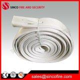 Mangueira material da boca de incêndio de incêndio da lona de PVC/PU