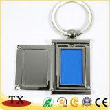Chaîne principale en métal de bâti portatif de photo avec le couvercle