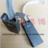 MG1147 escovas de carbono grafite usada em motores da indústria