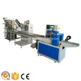 Автоматическая упаковывая бумажная устранимая машина упаковки Cutlery ткани
