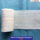100% хлопок эластичной компрессии порванный жгут (A102)