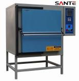 Forno a resistenza elettrico a forma di scatola per il trattamento termico industriale