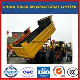 De Vrachtwagen van de Kipper van Genlyon van Hongyan 6*4