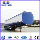 Stahldes kraftstoff-3axle Becken-halb Schlussteil Tanker-/Liquid-/Petrol mit Blattfeder