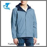 Люди Watertight Передн-Промелькивают с капюшоном куртку дождя