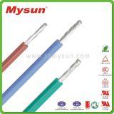De flexibele Kabel UL3141 26AWG 24AWG 22AWG 20AWG van het Silicone voor Opties