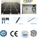 Modulo solare monocristallino rinnovabile 110W, 140W, 150W, 190W di PV per le soluzioni pratiche