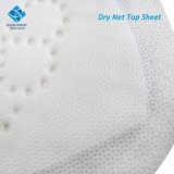 Dry Net Cotton 280mmのブランドの使い捨て可能な夜通しの女性衛生パッド