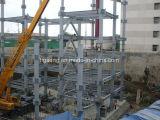 Godown ligero prefabricado del marco de acero de la alta calidad