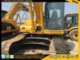 Excavador usado PC220-6 usado PC220-6 de la máquina del excavador de KOMATSU de la maquinaria de construcción