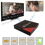 Коробка ROM 16g TV RAM 2g сердечника квада Amlogic S905X