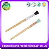 Balais en bambou en nylon de produit de beauté de traitement de l'aperçu gratuit 5PCS