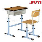가죽 학생 의자 Jy-S118 공장 가격 학교 의자 및 책상 조정가능한 프레임