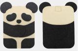 Sac de main mignon de feutre de panda pour l'iPad mini et le sac de produits de Digitals