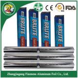 Papel de aluminio de la alta calidad para el uso del alimento