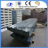 G550は電流を通された台形の鋼鉄金属の屋根ふきシートをPrepainted