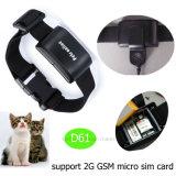 Neueste IP67 imprägniern Haustiere GPS-Verfolger für Hund/Katzen/Kuh/Kamel (D61)