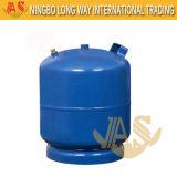 3kg 6kg 12.5kg Nigeria LPG füllende Flasche, die Gas Cylinder2017 kocht