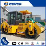 11 Tonnen-hydraulische doppelte Trommel-Straßen-Rolle Xd111e