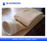 Sacchetto filtro della polvere di Nomex di alta qualità per la pianta dell'asfalto