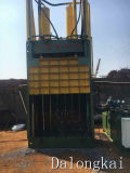 160 la tonne vertical hydraulique Machine de la ramasseuse-presse