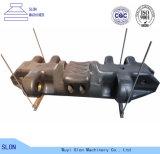 Le broyeur rotatoire élevé de Hitachi d'acier de manganèse partie la chaussure de piste