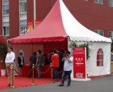 Tente claire de pagoda de Gazebo d'envergure pour la tente extérieure d'événements d'usager