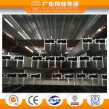 Vitre coulissante de porte de qualité supérieure aluminium extrudé