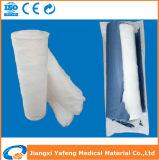 Rodillo absorbente médico de la algodón con el embalaje de papel