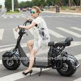 جديدة تصميم إطار العجلة سمين كهربائيّة [سكوتر] درّاجة ناريّة مع [س]