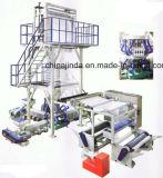Drei Schicht-Film-durchbrennenmaschine